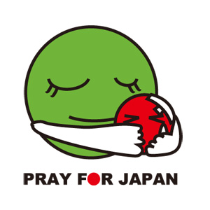 pray for japan(プレイフォージャパン)